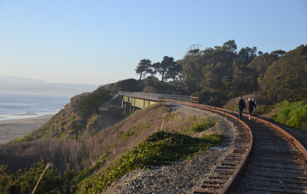 Coastal Rail Trail La Selva Beach