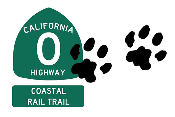 More Good News: Rail Trail and Wildlife Tunnel