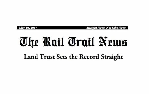 Rail Trail News