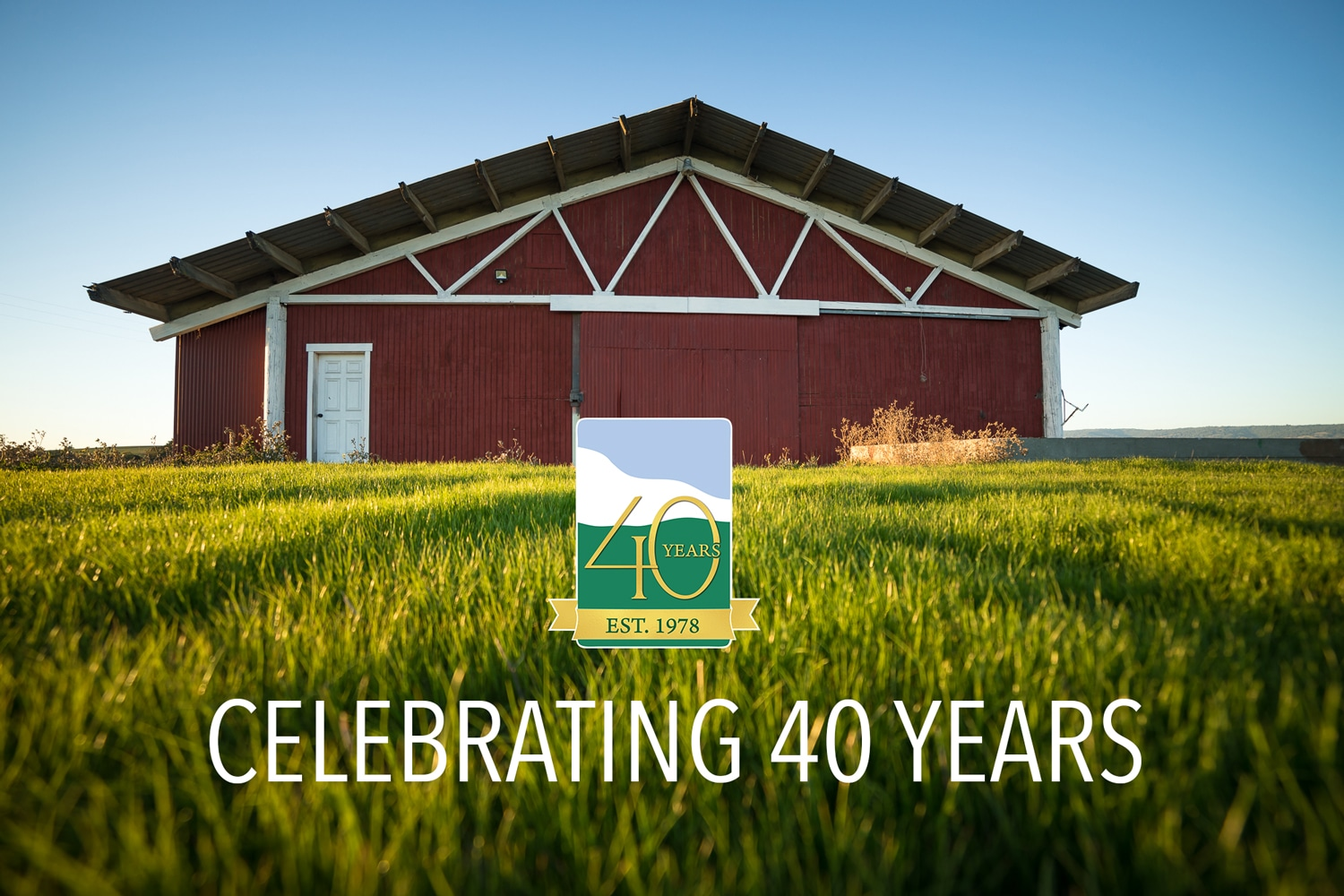 The Land Trust Turns 40!